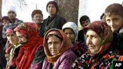 افغان خواتین تشدد اور زیادتیوں کا ہدف