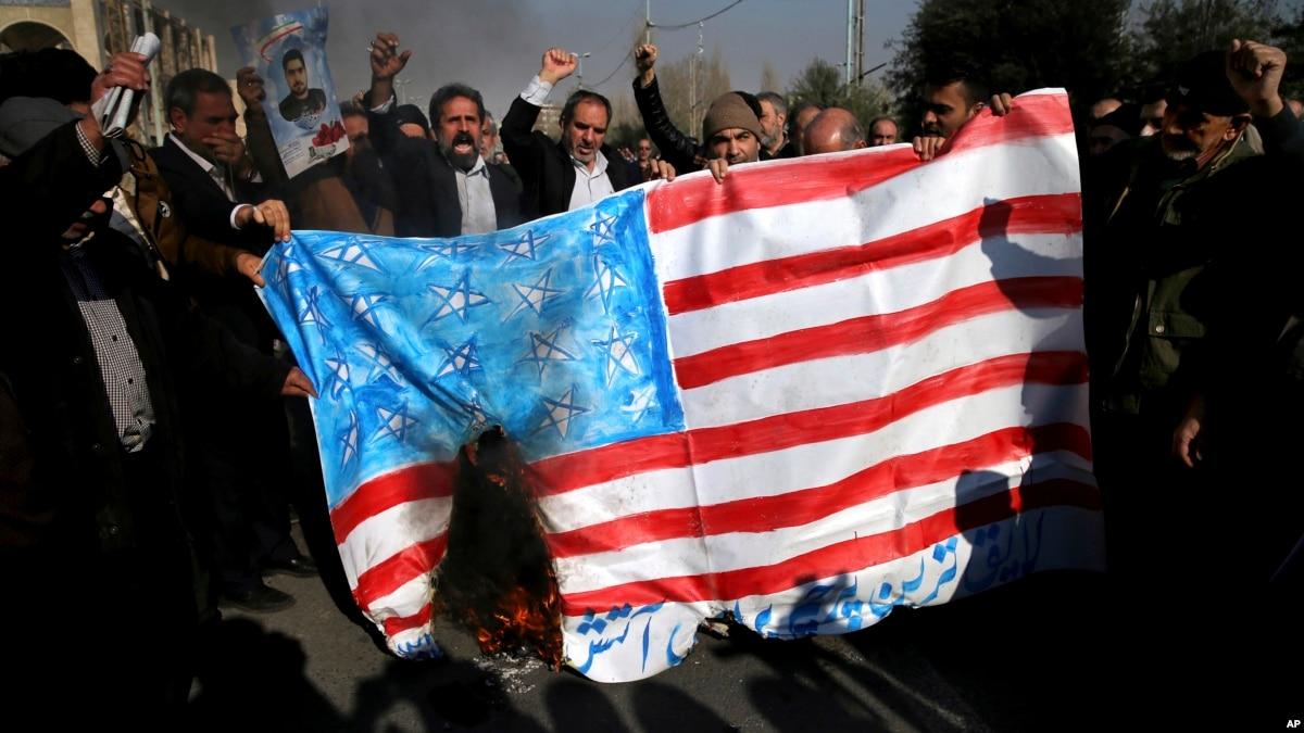 LIVE BLOG: Iran Protests