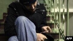 Россия. Наркотики. 2010 год.