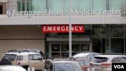 У цьому центрі у штаті Вашингтон 29 лютого померла перша людина у США, хвора на коронавірус