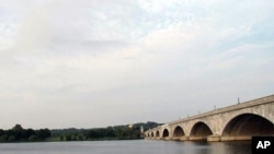 流经美国首都的波多马克河