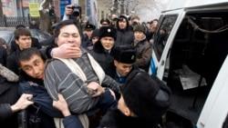 """哈萨克反中抗议此起彼伏 中国""""一带一路""""前途难料"""