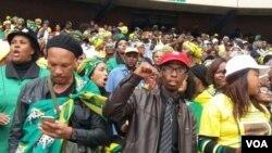 ကြယ္လြန္သူ Winnie Mandela ေတာင္အာဖရိက ဂုဏ္ျပဳ