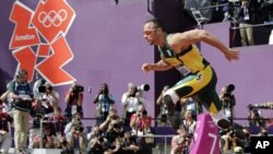Južnoafrički atletičar Oskar Pistorijus