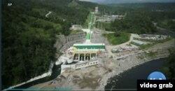 Salah satu Pusat Listrik Tenaga Air di Kosta Rika. (Photo: Videograb/Kevin Enochs report)