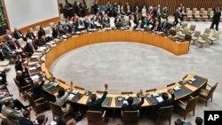 Savet bezbednosti Ujedinjenih nacija (arhivski snimak)
