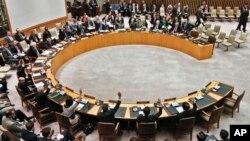지난 3월 유엔 안전보장이사회에서 회원국들이 북한에 대한 제재를 강화하는 결의를 채택했다.