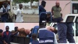 Acusados de ataque a dirigentes em São Tomé e Príncipe em prisão preventiva