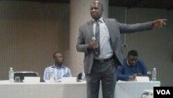 UMnu. Amon Mpofu, umqondisi obona ngezokuqhutshwa kwenhlelo kunhlanganiso ye National AIDS Council.