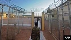 La prison de Garowe, dans le nord-est de la Somalie, le 14 décembre 2016.
