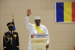 Suppression des bourses d'études au Tchad- Bertrand Solo Ngandjei joint par Nathalie Barge