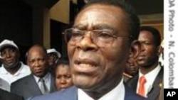 HRW accuse le régime du président Teodoro Obiang Nguema Mbasogo de harceler ses opposants