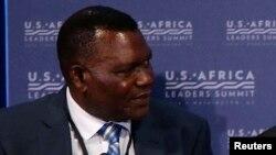George Chaponda, ancien ministre de l'Agriculture du Malawi, 4 août 2014.
