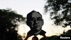 Óscar Arnulfo Romero fue asesinado por un francotirador cuando ofrecía la comunión durante una misa en la capilla de un hospital para cancerosos en el oeste capitalino el 24 de marzo de 1980.