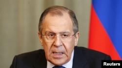 Wezîrê derve yê Rûsiya Sergei Lavrov