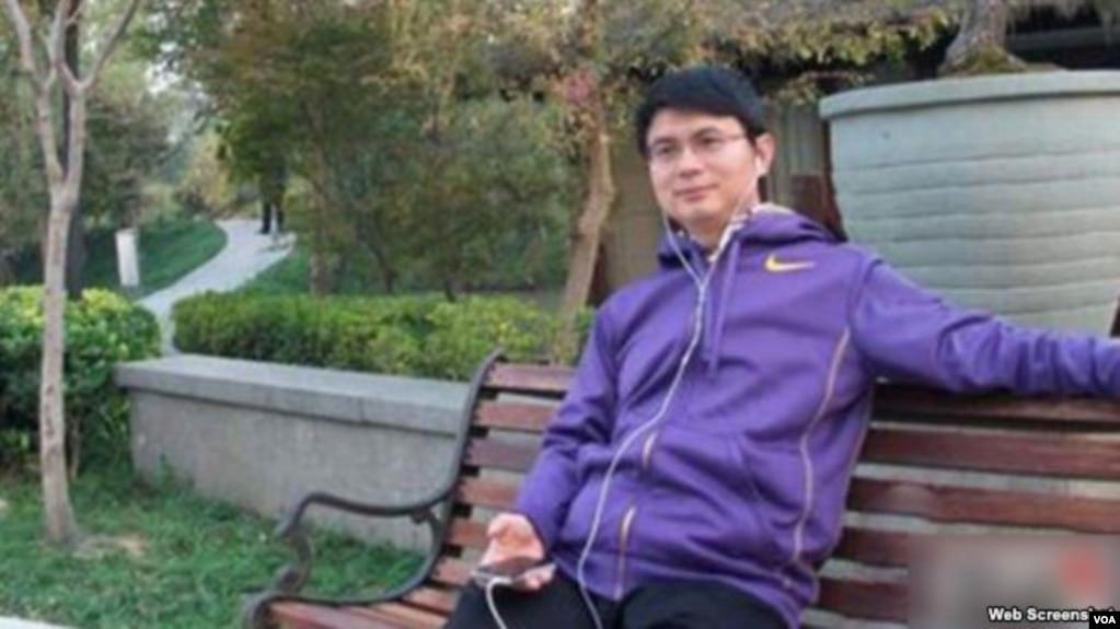 中國金融大鱷肖建華(蘋果日報圖片)