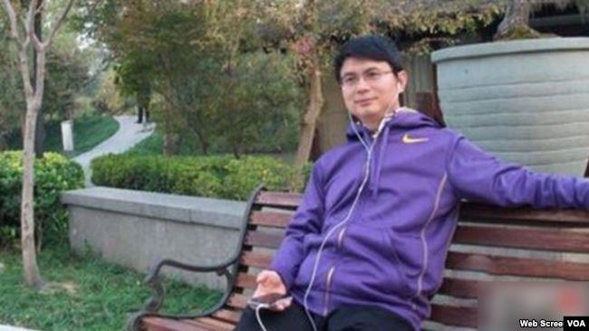 中国金融大鳄肖建华(苹果日报图片)