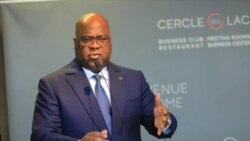 Jean Bamanisa, gouverneur de l'Ituri revient sur sa visite à Washington avec le président Félix Tshisekedi