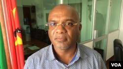 Carlos Mesquita, ministro dos transportes e comunicações de Moçambique