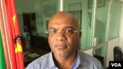 Carlos Mesquita, ministro dos Transportes de Moçambique