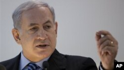 بنیامین ناتانیاهوی سهرهک وهزیرانی ئیسرائیلی،(ئهرشیفی وێنه)