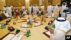 海灣六國外長星期二在多哈舉行緊急會議