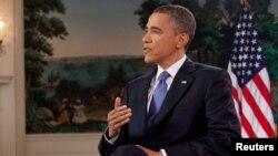 Presiden AS Barack Obama mengatakan, menghisap ganja kurang berbahaya dibandingkan minum minuman beralkohol (foto: dok).