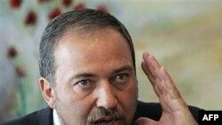 Lieberman: 'Filistin'le Barış Olmaz'