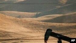 캘리포니아의 유정 (자료사진)