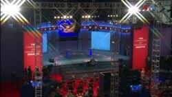 Primer debate presidencial entre el presidente Donald Trump y el demócrata Joe Biden
