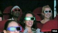 3-D filmovi izazivaju očne deformacije