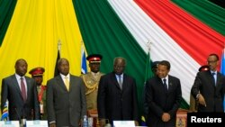 Shugabannin kasashen gabashin Afirka dake kokarin shiga rikicin siyasar Burundi