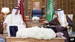 روابط میان عربستان سعودی و قطر از تابستان سال گذشتۀ میلادی تا کنون به شدت کشیده شده است