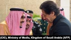 پاکستان د سعودي عرب سره نژدې تعلقات لري او وزیراعظم عمران خان د حکومت ترلاسه کولو وروسته د سعودي عرب یو شمېر سفرونه کړې ده