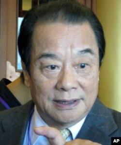 台湾工业总会理事长 陈武雄