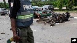 An kashe mai kushewa kungiyar Boko Haram a Najeriya