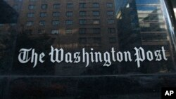 Washington Post Bloomberg