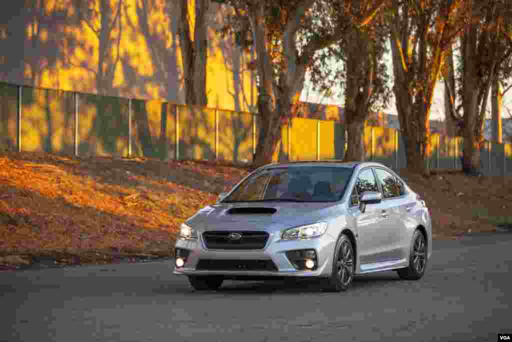 #8 Subaru WRX
