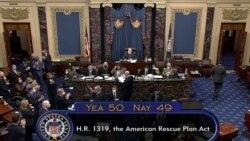 Senat usvojio predlog paketa novčane pomoći zbog pandemije