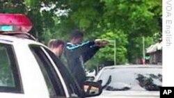 白人警察逮捕黑人教授引起的争论
