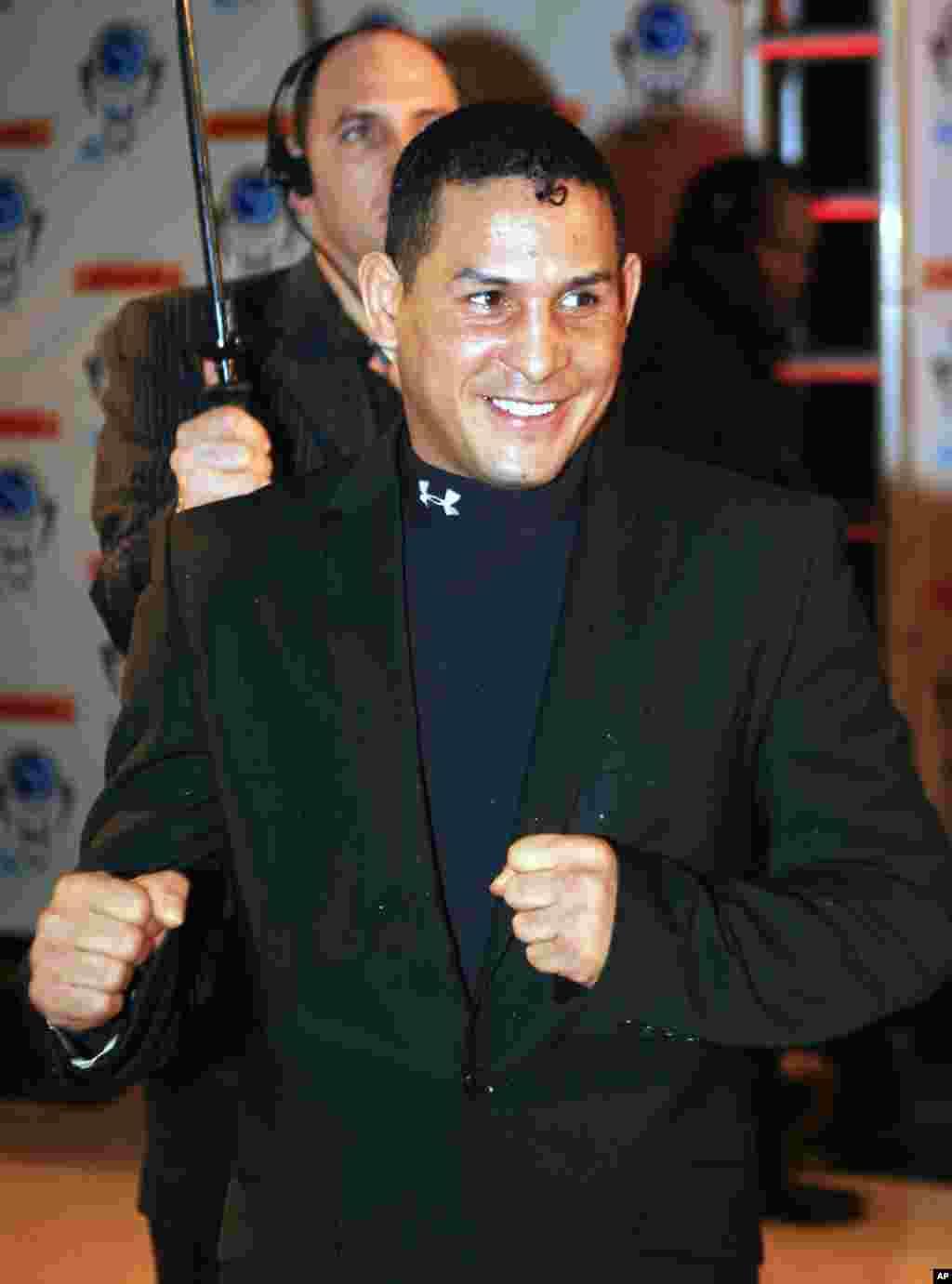 """Héctor """"Macho"""" Camacho fue declarado con muerte cerebral a la edad de 50 años."""
