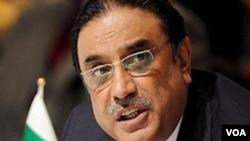 Presiden Pakistan Asif Ali Zardari menyampaikan tanggapannya terhadap tewasnya Osama bin Laden dalam sebuah artikel opini di harian The Washington Post.