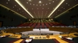 U.N. Security Council chamber