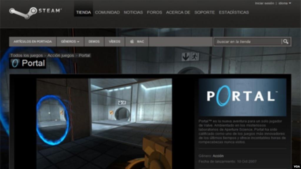 Steam Para Pc Y Mac Juegos Online