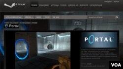 Portal es uno de los juegos más populares y sorprendentes del catálogo, con puzles muy originales y creativos y que además ganó diversos premios.