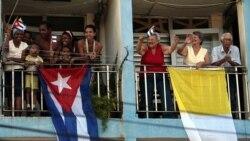 """Durante su visita a La Habana, el Papa criticó las """"medidas restrictivas impuestas desde fuera"""" al régimen de los Castro."""