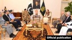 وزیراعظم کی زیر صدارت ہونے والا اجلاس