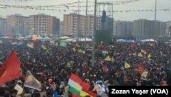 Newroz in Istanbul