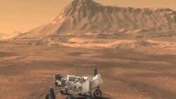 Высадка на Марс