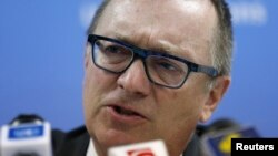 U.N. Under-Secretary for Political Affairs Jeffrey Feltman is expected to visit Pyongyang from Dec. 5 to 8, 2017.